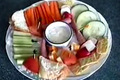 How To Make Cold Veggie Plate